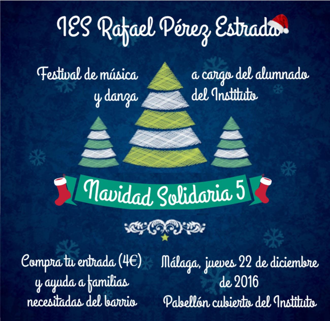 Navidad solidaria 2016