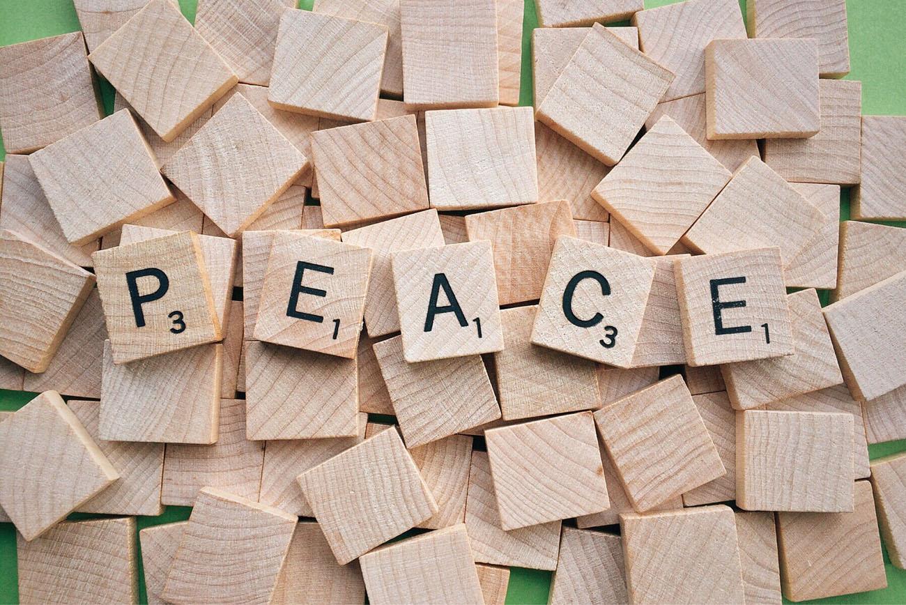 Día de la paz y la no violencia 2017