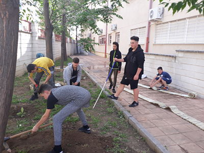 Nuestro jardin