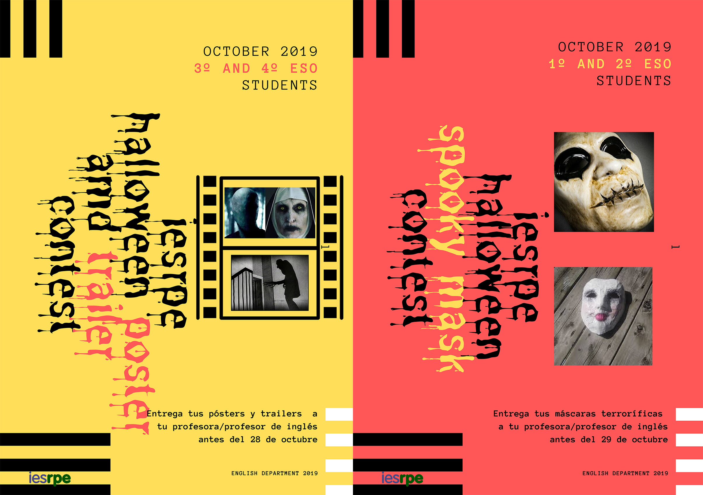 Concursos Halloween 2019