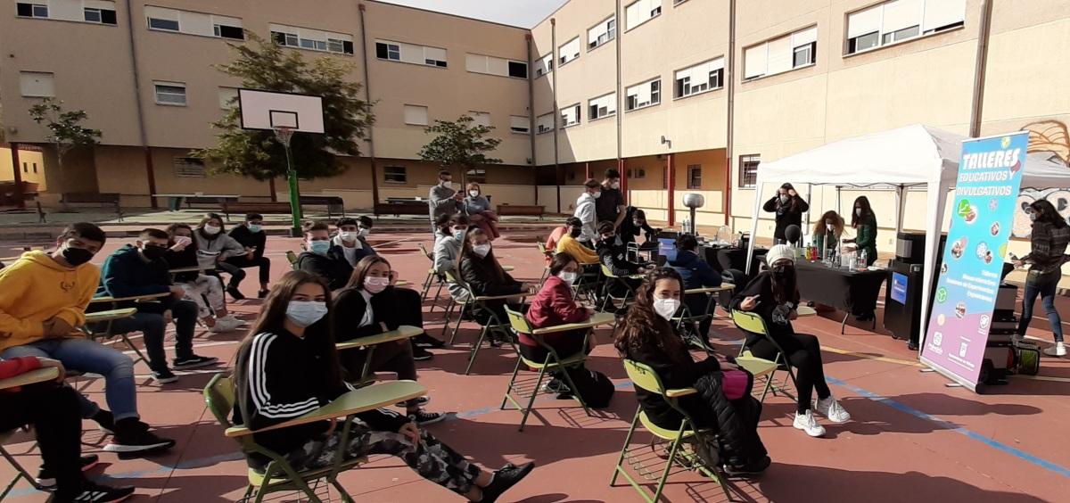 Día internacional de la Ciudad Educadora. JORNADA DE CIENCIA