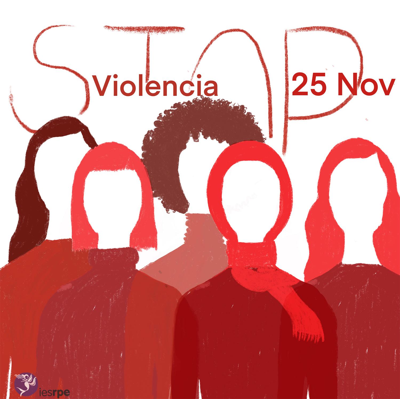 Día en contra de la violencia de género